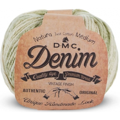 NATURA DMC MEDIUM DENIM COTTON THREAD 138