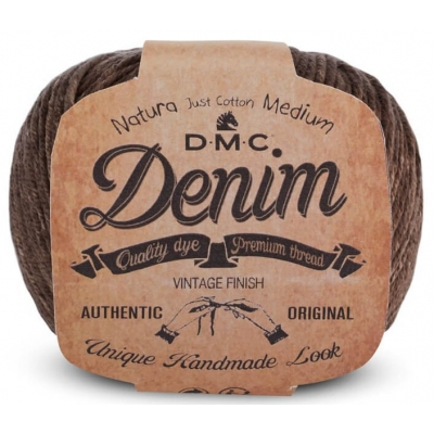 NATURA DMC MEDIUM DENIM COTTON THREAD 3