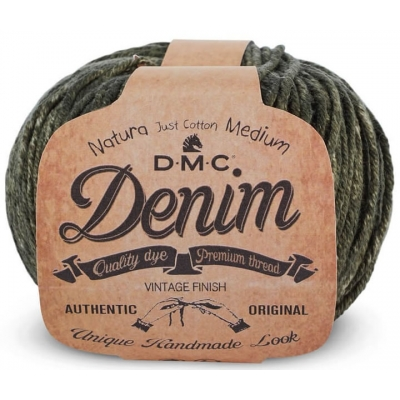 NATURA DMC MEDIUM DENIM COTTON THREAD 8