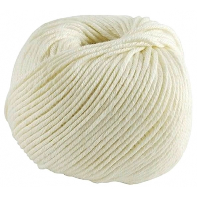 NATURA DMC MEDIUM COTTON THREAD M03 (CREAM)