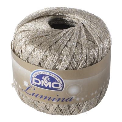 DMC Lumina Crochet,Embroidery Thread L3866