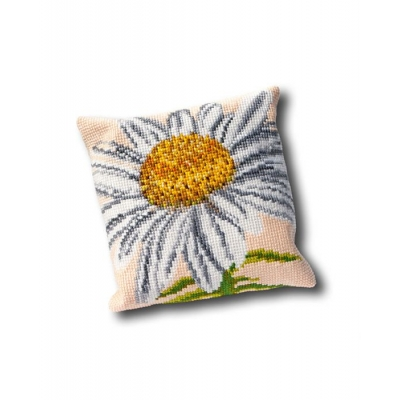 THEA GOUVERNEUR TAPESTRY CUSHION 023.4002 (MARGUERITE)