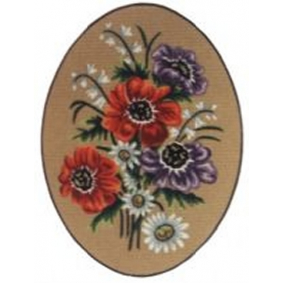 30x40 cm GOBELİN & DIAMANT PRINTED CANVAS 15277