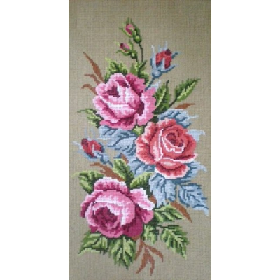 35x60 cm GOBELİN & DIAMANT PRINTED CANVAS 34152