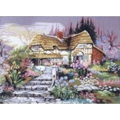 60x75 cm GOBELİN & DIAMANT PRINTED CANVAS 10530