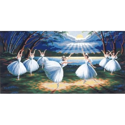 80x130 cm GOBELİN & DIAMANT PRINTED CANVAS A1030