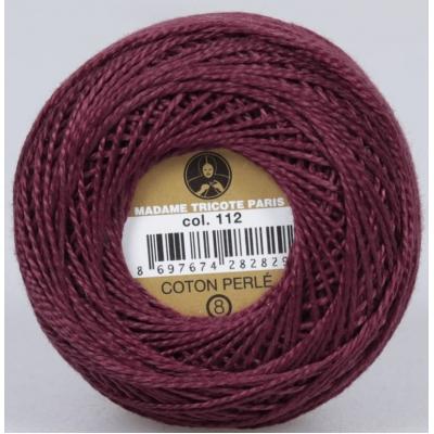 Oren Bayan Pearl Cotton 112, No:8