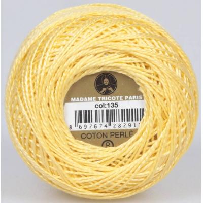 Oren Bayan Pearl Cotton 135, No:8