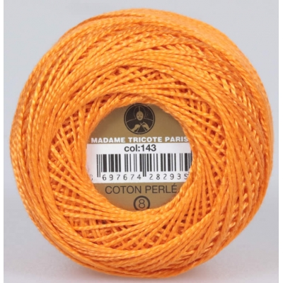 Oren Bayan Pearl Cotton 143, No:8