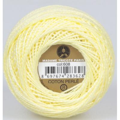 Oren Bayan Pearl Cotton 608, No:8