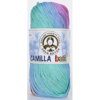 Oren Bayan Camilla Batik Mercerized(Cotton) Yarn 358-0101