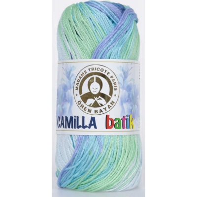 Oren Bayan Camilla Batik Mercerized(Cotton) Yarn 358-0102