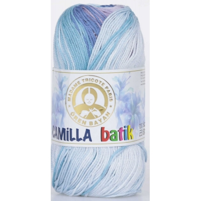 Oren Bayan Camilla Batik Mercerized(Cotton) Yarn 358-0103