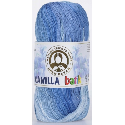 Oren Bayan Camilla Batik Mercerized(Cotton) Yarn 358-0104