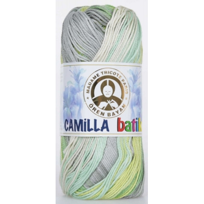 Oren Bayan Camilla Batik Mercerized(Cotton) Yarn 358-0105