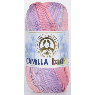 Oren Bayan Camilla Batik Mercerized(Cotton) Yarn 358-0108