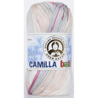 Oren Bayan Camilla Batik Mercerized(Cotton) Yarn 358-0109