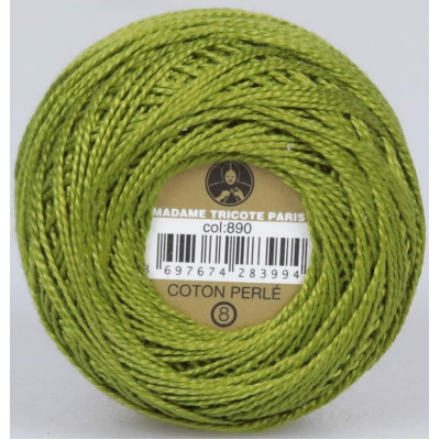 Oren Bayan Pearl Cotton 890, No:8