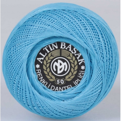 ALTINBASAK COLORFUL LACE YARN NO:50 26-0344 (20 gr)