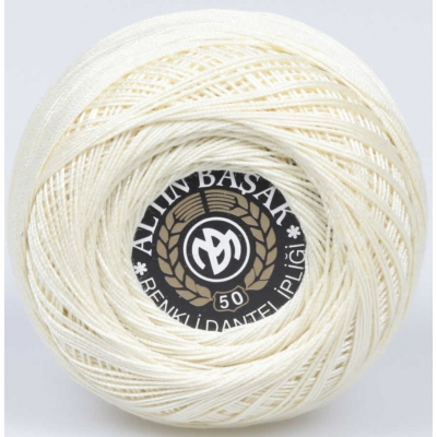 ALTINBASAK COLORFUL LACE YARN NO:50 26-0375 (20 gr)