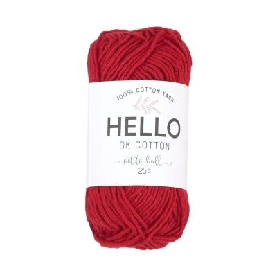 HELLO DK COTTON THREAD NO:114, 25gr/50gr