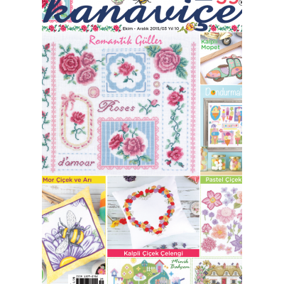 DMC Cross-Stitch Magazine 39