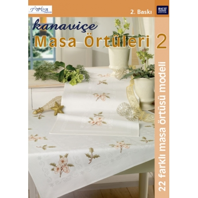CROSS STITCH TABLE CLOTHS BOOK 2