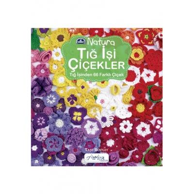 CROCHET FLOWERS BOOK