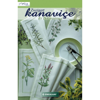 CROSS STITCH HOME DECORATION BOOK
