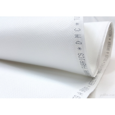 DMC 18 CT AIDA FABRIC 324-WHITE