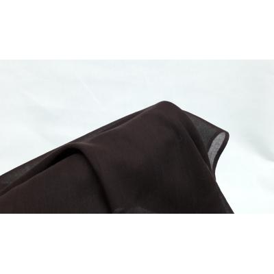 Dark Brown Cheesecloth Fabric- 100% Cotton