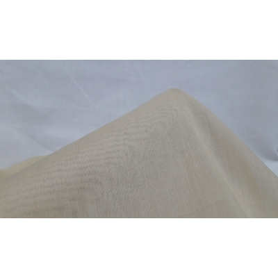 Cream Cheesecloth Fabric- 100% Cotton