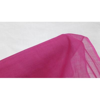 Dark Pink Cheesecloth Fabric- 100% Cotton