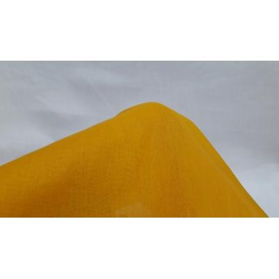 Dark Yellow Cheesecloth Fabric- 100% Cotton