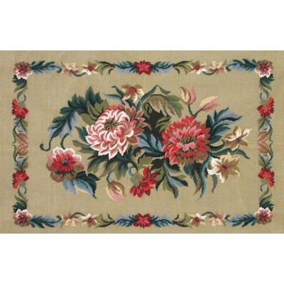 MARTIN WINKLER NEEDLEPOINT TAPESTRY CARPET MW92528