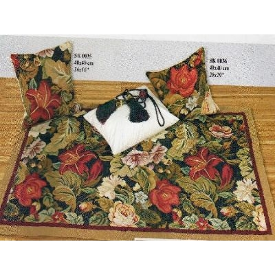 MARTIN WINKLER NEEDLEPOINT TAPESTRY CARPET N446