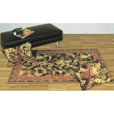 MARTIN WINKLER NEEDLEPOINT TAPESTRY CARPET te0031