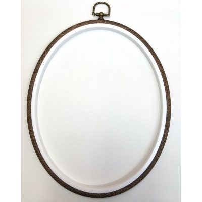OVAL FLEXI HOOPS BIG 27 CM