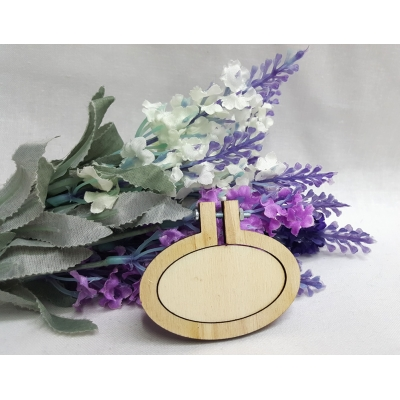 Wooden Necklace Aparate-Pulley