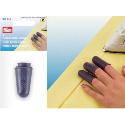 PRYM FINGER GUARDS-SILICONE 611914
