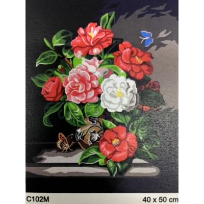 40x50 cm ORCHIDEA BASKILI GOBLEN C102M