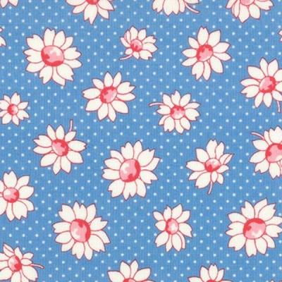 LECIEN (Japan) Patchwork Fabric 31281-70