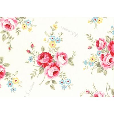 LECIEN (Japan) Patchwork Fabric 40656-10