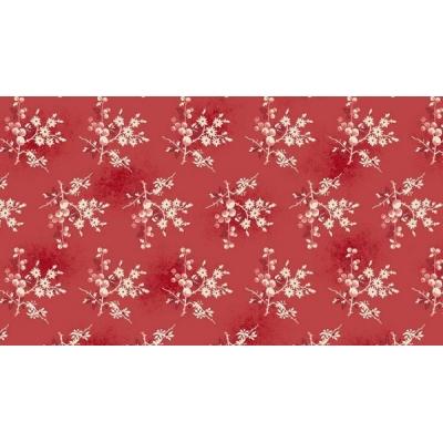 MAKOWER-UK Patchwork Fabric 8824-R