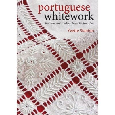 PORTUGUESE WHITEWORK BOOK