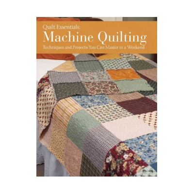 QUILT ESSENTIALS MACHINE QUILTING BOOK
