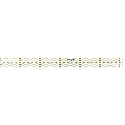 Prym Patchwork Ruler 3x30 cm