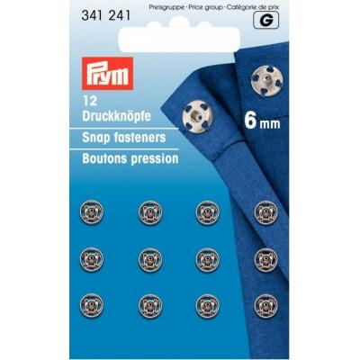 Prym Sewing Studs 6mm