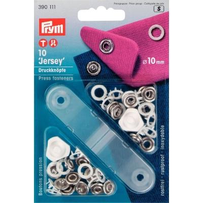 PRYM 10mm Bej rengi Triko Çıtçıtı 390111