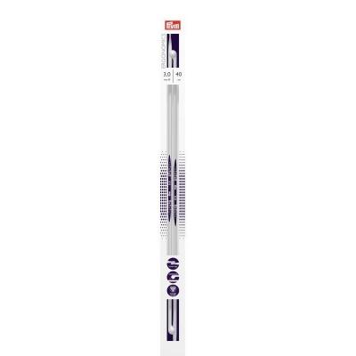 Prym Ergonomic Single Pointed Knitting Needle 3.0 mm - 40 cm